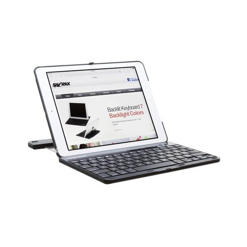 SHARKK Bluetooth Keyboard Case for iPad Air 2 KC-SH561A-BLK