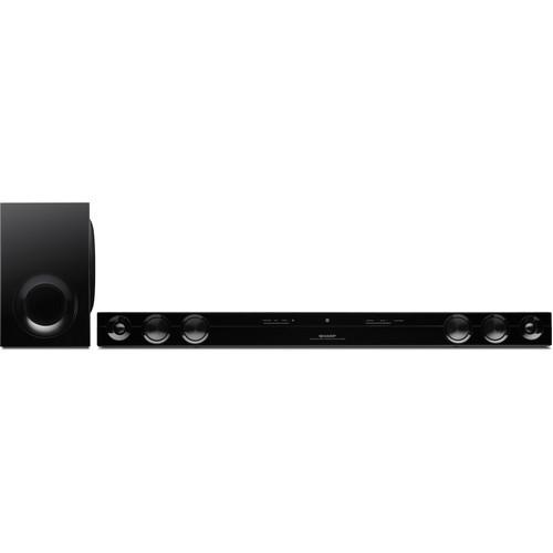 Sharp HT-SB35D 2.1-Channel Soundbar System with Wireless HTSB35D
