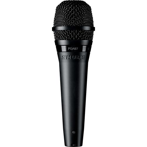 Shure PGA57-LC Cardioid Dynamic Instrument Microphone PGA57-LC