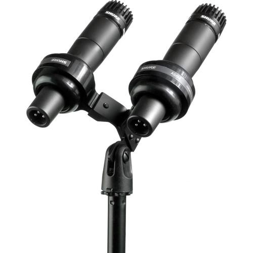 Shure SM57 VIP Dual Microphone High-Profile Kit SM57VIP