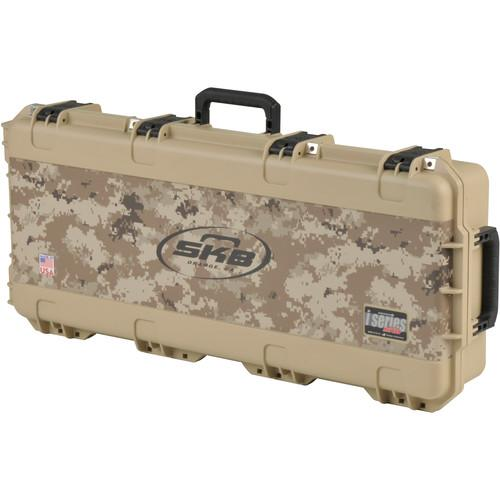 SKB Military Digital Camo Vinyl Wrap with SKB Logo 2-SCW-34-T