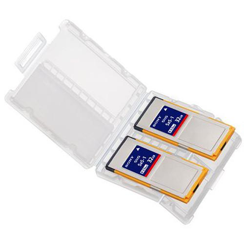 Sony 32GB SxS-1 (G1B) Memory Card (2-Pack) 2SBS32G1B/US