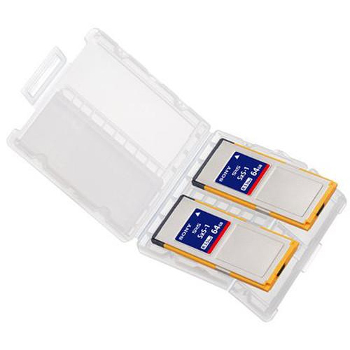 Sony 64GB SxS-1 (G1B) Memory Card (2-Pack) 2SBS64G1B/US