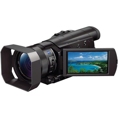 Sony HDR-CX900 Full HD Handycam Camcorder with Lens Cloth Kit