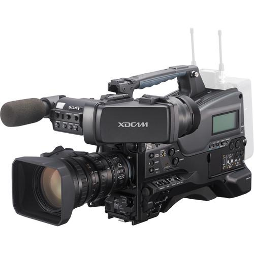 Sony PXW-X320 XDCAM Solid State Memory Camcorder PXW-X320CE