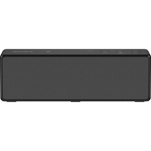 Sony SRS-X33 Portable Bluetooth Speaker (Black) SRSX33/BLK