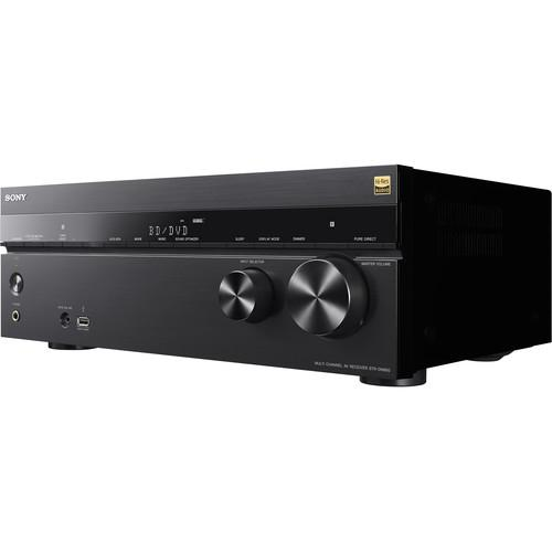 Sony STR-DN860 7.2-Channel Wi-Fi Network AV Receiver STR-DN860