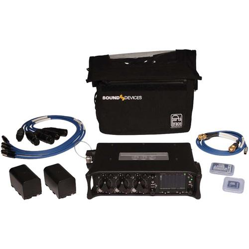Sound Devices Accessory Pack for Sound Devices 633 633 - PACK