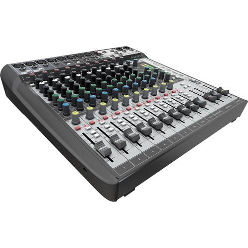 Soundcraft Signature 12 MTK 12-Input Multi-Track Mixer 5049557
