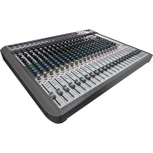 Soundcraft Signature 22 MTK 22-Input Multi-Track Mixer 5049563
