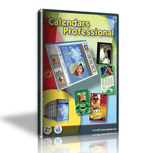 SPC Calendars Professional 2015 ( Download) 8 032610 880644