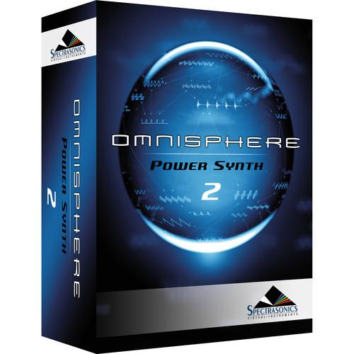 Spectrasonics Omnisphere 2 - Power Synth Virtual OMNI2
