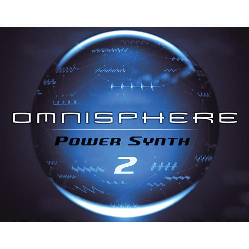 Spectrasonics Omnisphere 2 - Power Synth Virtual OMNI2UG
