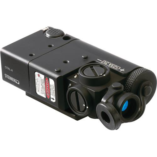 Steiner OTAL-A Offset Red Aiming Laser (Black) 9051