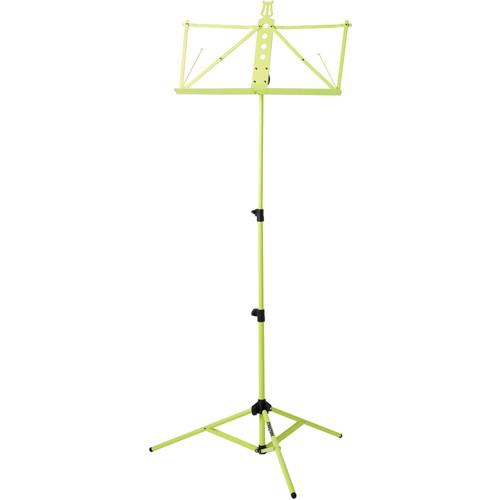 Strukture Deluxe Aluminum Music Stand w/Adjustable Tray S3MS-LM