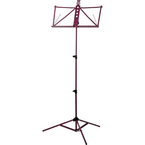 Strukture Deluxe Aluminum Music Stand w/Adjustable Tray S3MS-PP