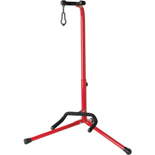 Strukture SGS-BK Deluxe Guitar Stand (Gloss Red) SGS-RD