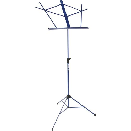 Strukture SMS1-BK 3-Part Adjustable Music Stand with Bag SMS1-BL