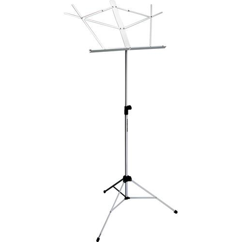 Strukture SMS1-BK 3-Part Adjustable Music Stand with Bag SMS1-WT