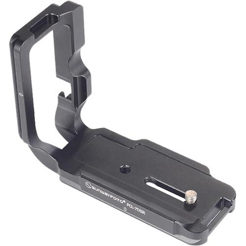 Sunwayfoto PCL-7DIIR L Bracket for Canon 7D Mark II PCL-7DIIR