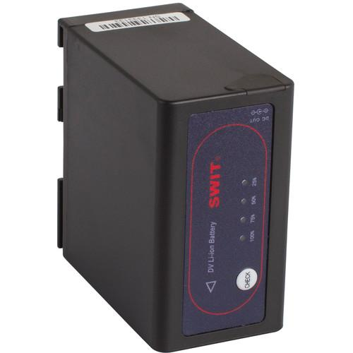 SWIT S-8845 7.2V, 47Wh Replacement Lithium-Ion DV Battery S-8845