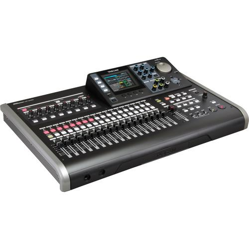 Tascam DP-24SD 24-Track Digital Portastudio DP-24SD