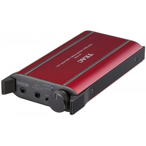 Teac HA-P50 Portable Headphone Amplifier and USB DAC HA-P50-R