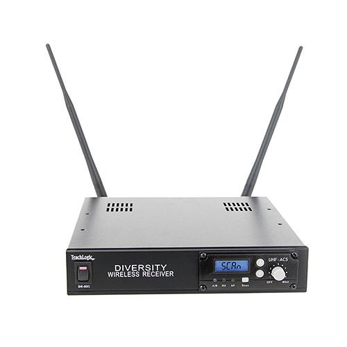 TeachLogic DR-801 AirLink 96-Channel Standalone Receiver DR-801