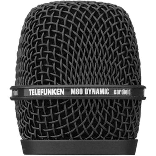 Telefunken HD03 Replacement Head Grille for M80 HD03-BLK