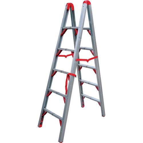 Telesteps Folding Double Sided Stik Ladder (6') 600FLD