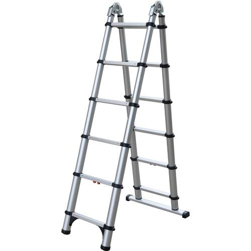 Telesteps Telescopic Step Extension Combi Ladder (11') 612TC