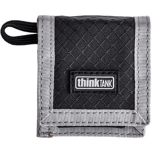 Think Tank Photo CF/SD and Battery Wallet (Gray) 971