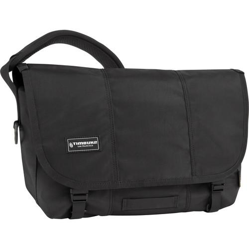Timbuk2 Classic Messenger Bag with Snoop Insert (Small, Black)