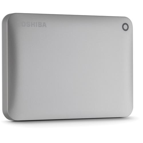 Toshiba 1TB Canvio Connect II Portable Hard Drive HDTC810XC3A1