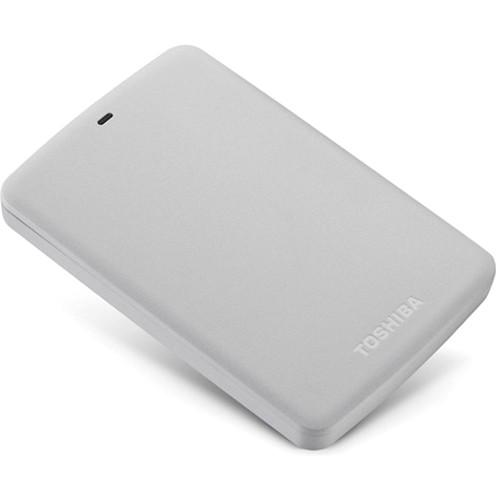 Toshiba 500GB Canvio Basics Portable Hard Drive HDTB305XW3AA