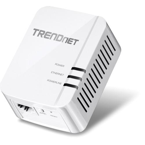 TRENDnet TPL-420E2K Powerline 1200 AV2 Adapter Kit TPL-420E2K