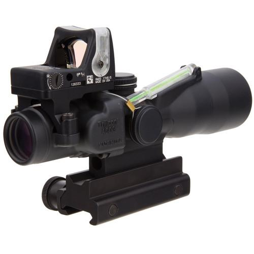 Trijicon 3x30 TA33 ACOG Riflescope with RM05G TA33-C-400160