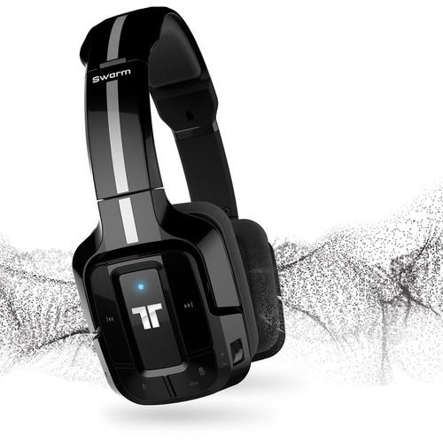 Tritton Swarm Mobile Headset (Black) TRI906310012/02/1
