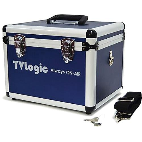 TVLogic CC-056 Carry Case with Molded Inserts CC-056