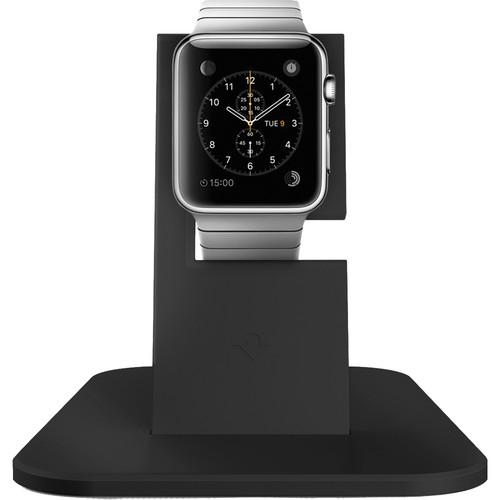 Twelve South HiRise Stand for Apple Watch (Black) 12-1504