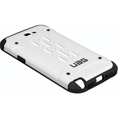 UAG Case with Protective Screen for Galaxy Note 2 UAG-GLXN2-WHT