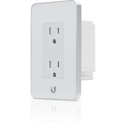 Ubiquiti Networks mFi-MPW-W In-Wall Manageable Outlet MFI-MPW-W