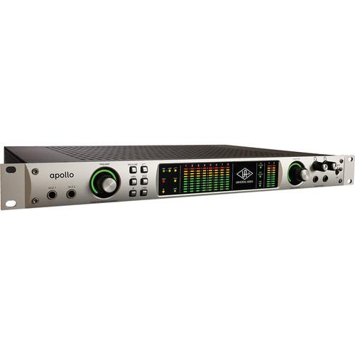 Universal Audio Apollo FireWire APOLLO QUAD,FIREWIRE