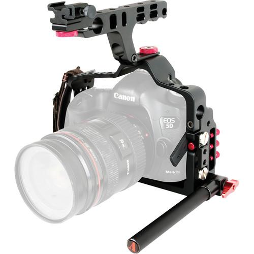 Varavon Armor II Camera Cage for Canon 5D Mark III AM-5D3 II