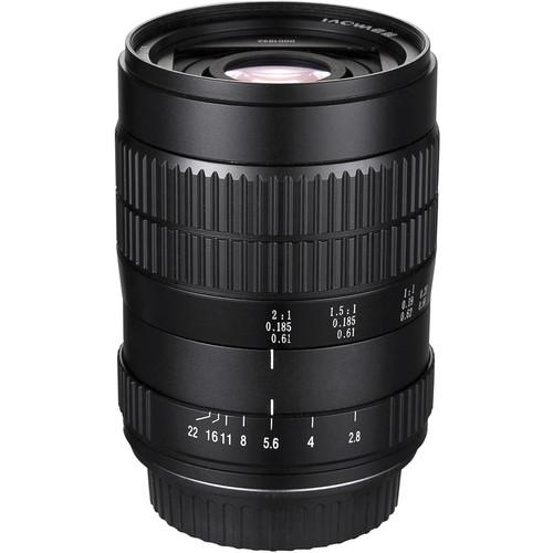 Venus Optics Laowa 60mm f/2.8 2X Ultra-Macro Lens VEN6028P