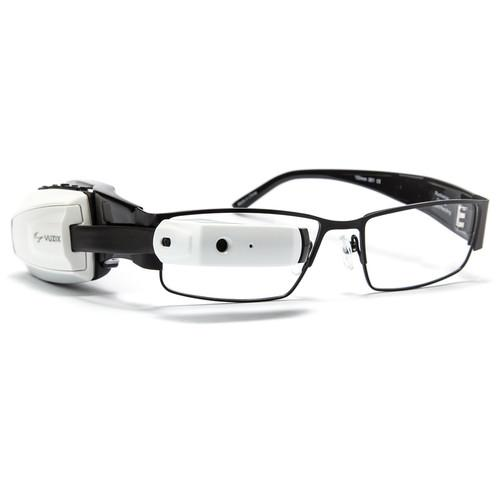 VUZIX M100 Smart Glasses (Prosumer, White) 425T00041