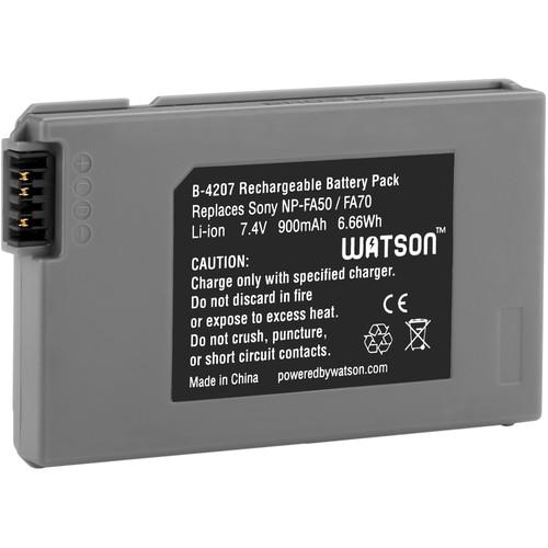 Watson NP-FA70 Lithium-Ion Battery Pack (7.4V, 900mAh) B-4207