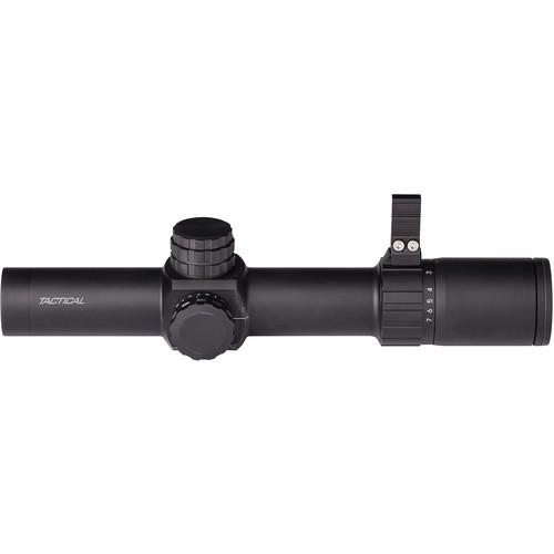 Weaver Tactical 1-7x24 Side Focus Riflescope 800384