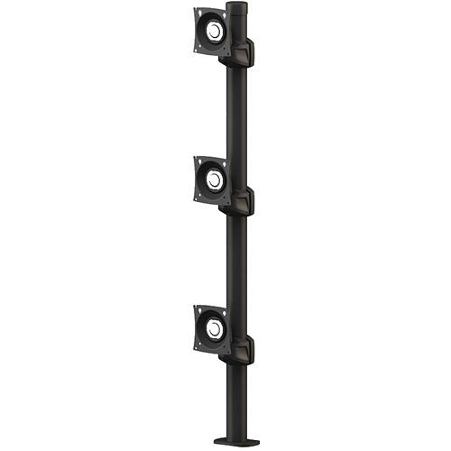 Winsted Prestige Triple Stationary Monitor Mount W5773