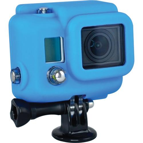 XSORIES Silicon Skin for GoPro Dive Housing (Blue) SILG2-100828
